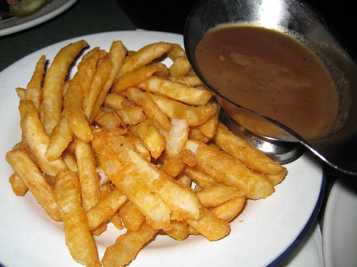 Gravy Fries at Charlie's Bar