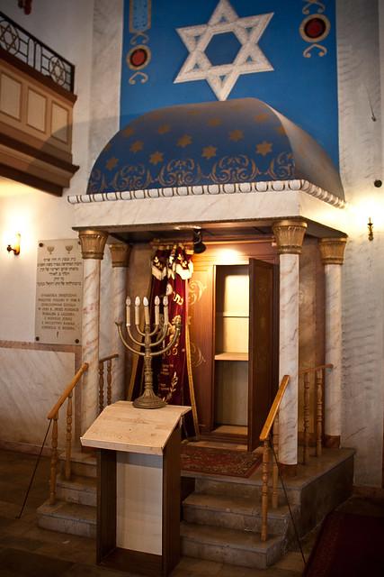 synagoga Łódź