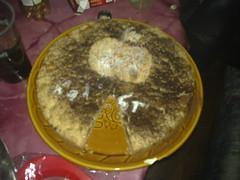 Geburtstags-Zankapfelkuchen