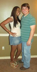 Sonia and Michael enjoys interracial marriage