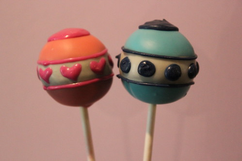 Cake Pop And Cake Ball Ideas Baby Rattle Cake Pops For Baby Shower