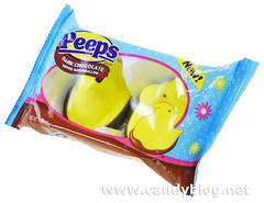 Peeps Dark Chocolate Dipped Marshmallow