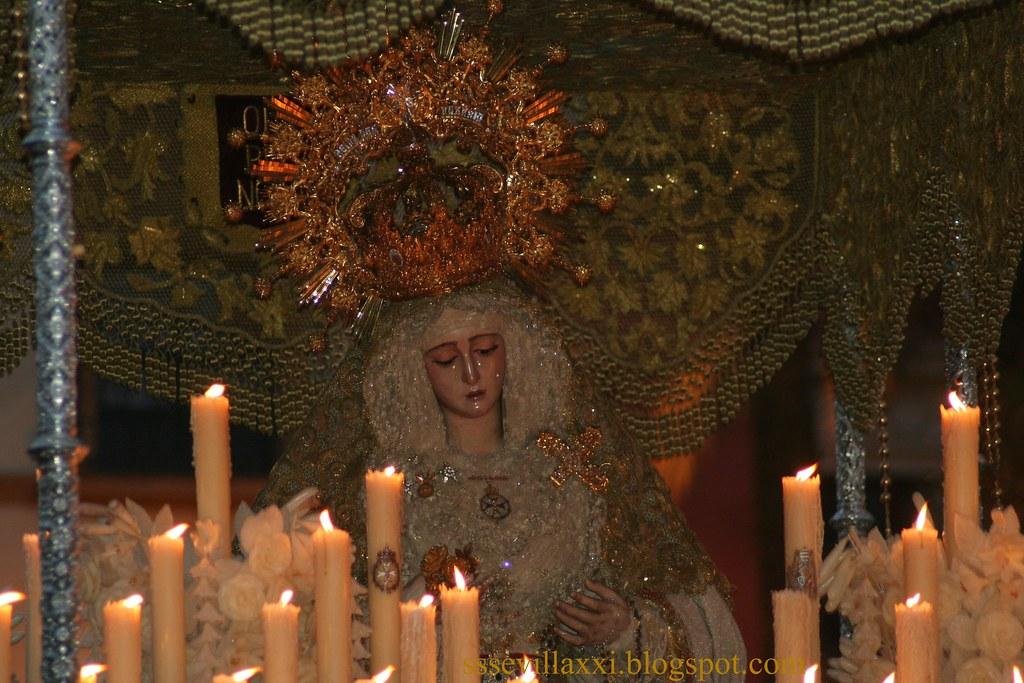Nuestra Señora del Rosario en sus Misterios Dolorosos