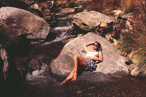 chillaxing in Anza Borrego