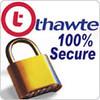 Thawte Secure Certificate