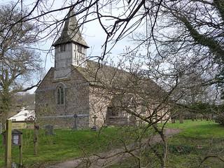 Vowchurch, Church of St Bartholomew