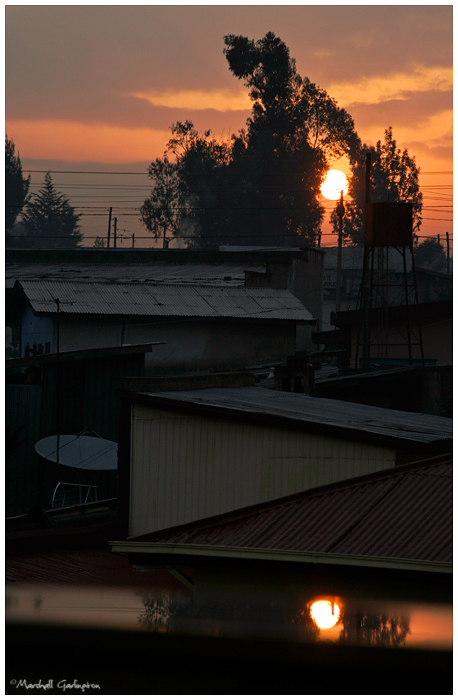 Addis Sunrise