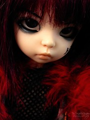 Chibi Imai (LupusDarkmoon) Tags: bjd abjd balljointeddoll asianballjointeddoll doll bucktick imaihisashi imai hisashi hisashiimai fairyland fairylandlittlefee fairylandltf littlefee littlefeeante ltfante ante chibiimai