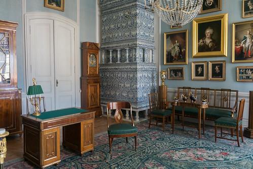 Palacio Rundale. Letonia 3