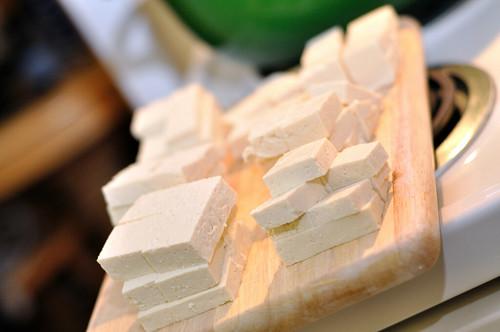 Vietnamese Lemongrass Tofu
