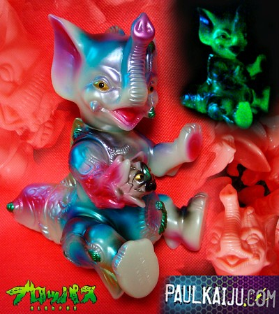 BLObPUS x Paul Kaiju Boss