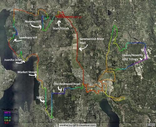 29Jan2011 Route