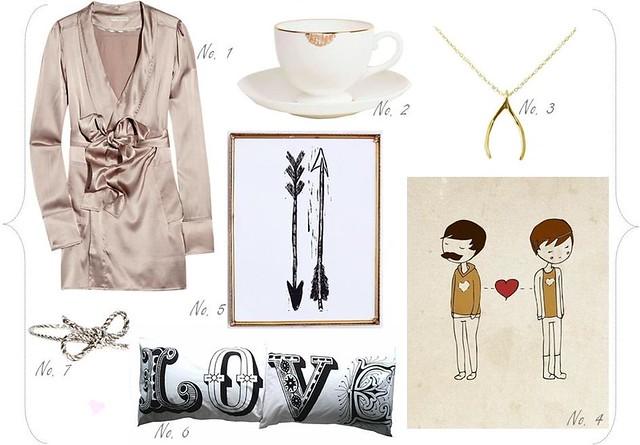 Valentine Wish List 2010
