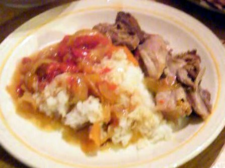Frank's Sweet n Red hot pot roast 1