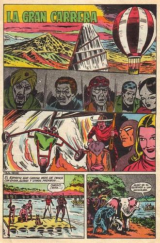 025-El hombre enmascaradao nº1- Edit. Valenciana-Colosos del Comic.1980-pagina 1