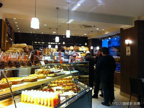 巴黎 Eric Kayser 麵包店