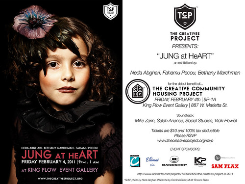 """The Creatives Project's """"JUNG at HeART"""""""