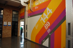 Main wall (Official Classic) Tags: studio disco design 3d hungary budapest retro postproduction hifi branding gyr officialclassic