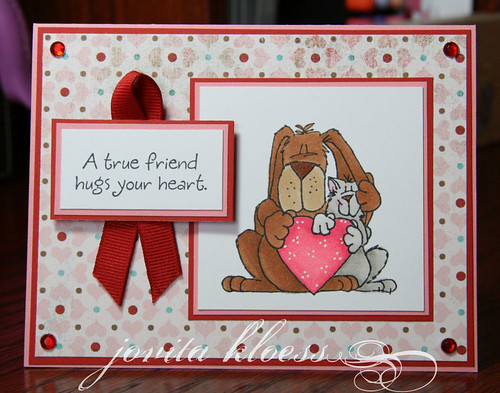 Fido & Fluffy's Heart