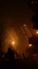 Haunted Chinese New Year (dephina) Tags: fireworks chinesenewyear stranger 春节 新年 springfestival 陌生人 烟花爆竹