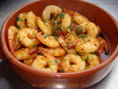 The Simplest & Best Shrimp Dish 2