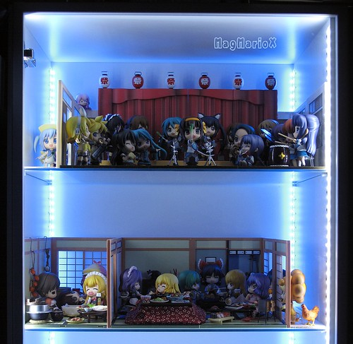 My Nendoroids' New Home by MagMarioX 健一小廚
