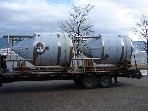 Cannery-new-tanks-transport