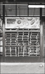 Borough Market (Alistair Haimes) Tags: 35mm nikon hc110 f80 nikkor tmax400 gettyimagesuklocation welcomeuk
