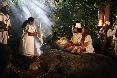 Matrimonio Chepe Fortuna y Niña Cabrales