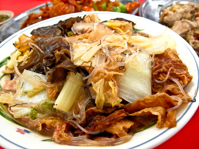 IMG_0122 炒斋菜,Vegetarian