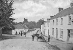 General View, Castleconnell, Limerick (National Library of Ireland on The Commons) Tags: ireland limerick munster glassnegative castlestreet castleconnell robertfrench williamlawrence nationallibraryofireland lawrencecollection munsterset