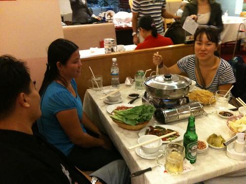Ho Chi Minh Dinner