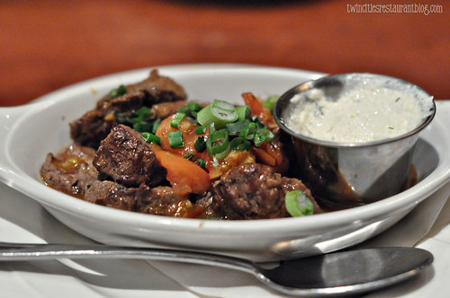 Tenderloin Tips at Enjoy! ~ Apple Valley, MN