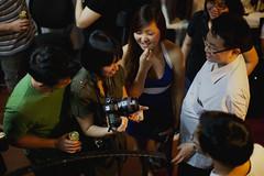 (GenkiGenki) Tags: camera people smile june zeiss canon lens eos 50mm office singapore kevin karen nicholas christel ze carlzeiss jingwen 1450 northbridgeroad cakeshot planart planart1450 officewarming inrsoul 5dmarkii 5d2 5dmark2 karenhktan furryphotos alkanphel ladyxtel mizhalle