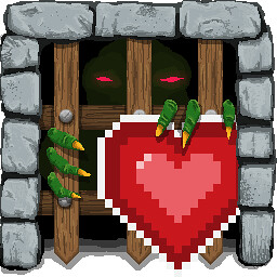 Onslaught! Arena heart icon