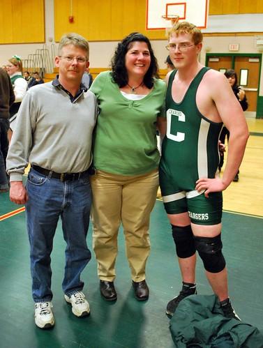 John, Renee, & Matthew