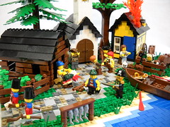 Take all you can !!! (Peter deYeule) Tags: town lego pirate pillage