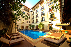 Review of Steung Siem Reap Hotel, Siem Reap, Cambodia