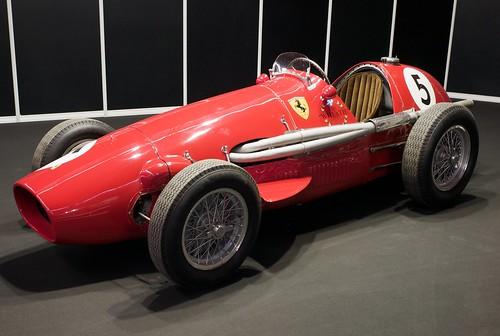 L9771429 - Motor Show Festival Ferrari 500 F2