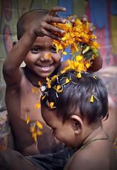 (Street Children Celebrating Spring) (Professor Tanzil Tafheem f/0) Tags: world nature beauty asian photography asia flickr natural desi dhaka bengal zuiko bangladesh boron nsu bengali bangladeshi bangali throughthelens deshi potho tanzil olympuse410 nsupc bangladeshiphotographers tafheem tanziltafheem northsouthuniversity nsuphotographyclub boshonto boshontoboron   bangladeshschoolofphotography    shishuder  pothoshishuderboshontoboron  pothoshishur