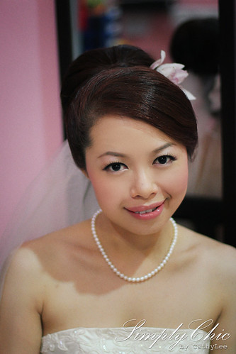 Eunice ~ Wedding Day