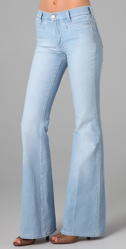 marrakesh flare jeans MiH Jeans