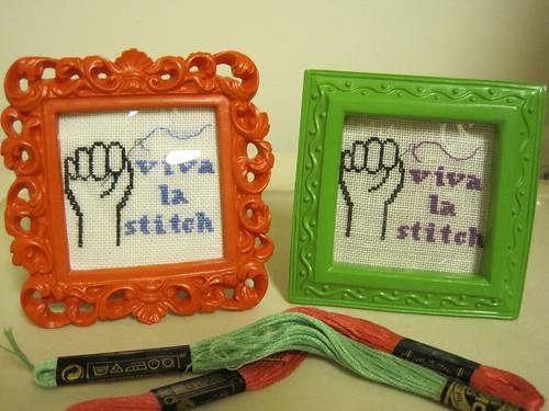 Viva la Stitch