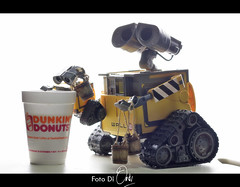 "WALL.E is Addicted To DD..! (Ohoud ""Oudi"") Tags: wall e saudi riyadh od walle    oudi"