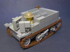Universal Carrier Mk.1 (Carpet lego) Tags: uk lego ww2 british universal carrier allies minifigure allied brickarms