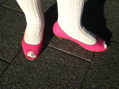 Shoe Detail