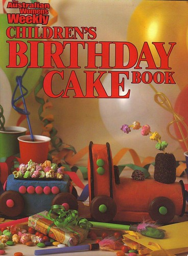 Ebay The Australian Women S Weekly Children S Birthday Cake Book