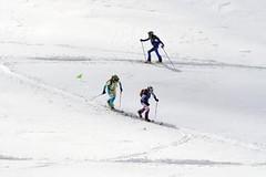 Technika a závodní vs. rekreační skialpinismus