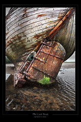 The Last Boat (Robstorm Photography) Tags: wood old uk england detail art abandoned beautiful beauty wales composition canon landscape coast boat amazing rust ship shropshire decay tide fineart cymru rusty best awsome shipwreck stunning gb 5d hulk rotten wreck derelict stranded decaying watter anglesey mark2 oswestry dockbay highanddry thegalaxy roting thelastboat dedecay rememberthatmomentlevel1 robstormphotography vigilantphotographersunite