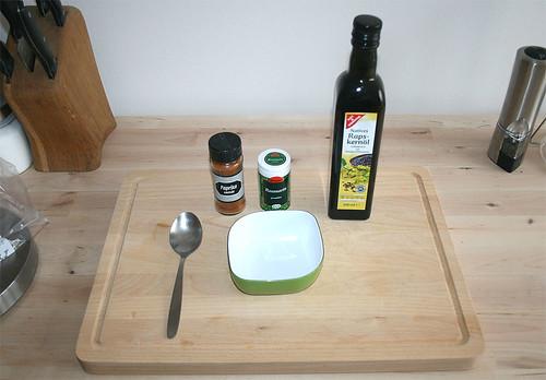 15 - Ölmixtur - Zutaten